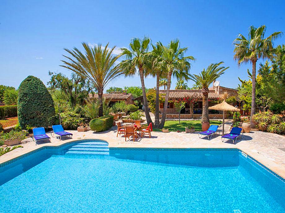 Finca cala sanau 2210 mit pool mallorca firma esprit villas touristik gmbh herr peter oldenburg - Formentera ferienhaus mit pool ...