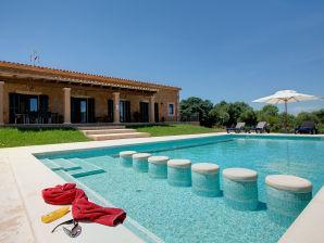 Ferienhaus Cas Concos 33183 mit Pool