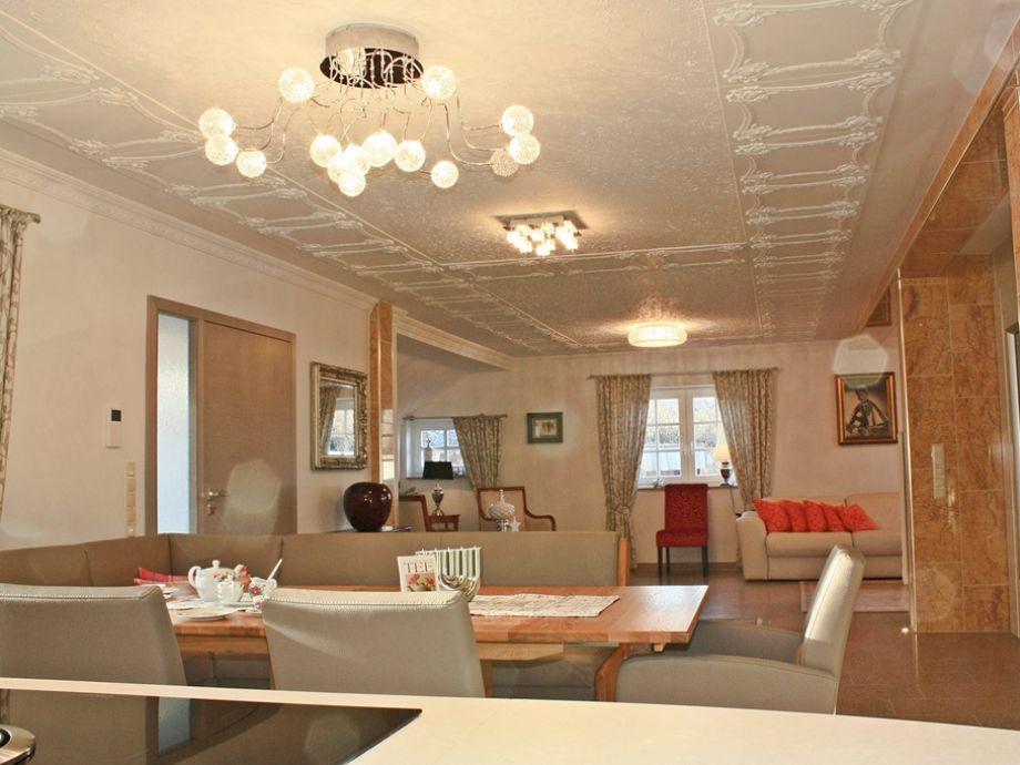 Ferienhaus lale andersen haus nordseeinsel langeoog firma seewohnen herr sigurd uecker - Essecke wohnzimmer ...
