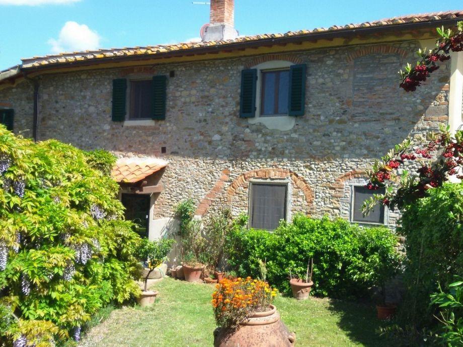 Landhaus Chianti Frontseite