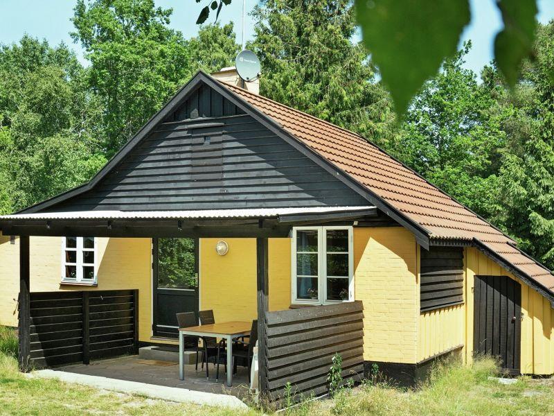 Ferienhaus SØGLIMT