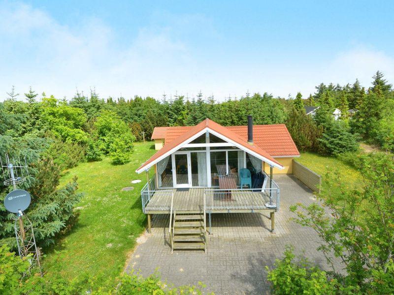 Ferienhaus Skjern, Haus-Nr: 27746