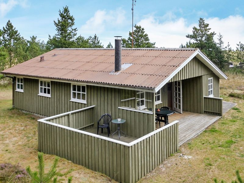 Ferienhaus Jerup, Haus-Nr: 43514