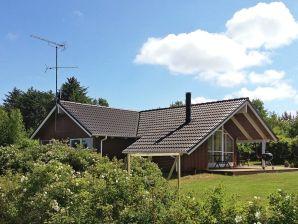 Ferienhaus Glesborg, Haus-Nr: 28365