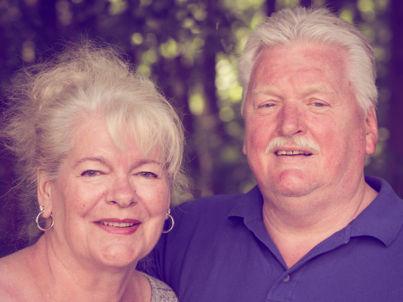 Ihr Gastgeber Jutta und Ferdinand Meierhoff