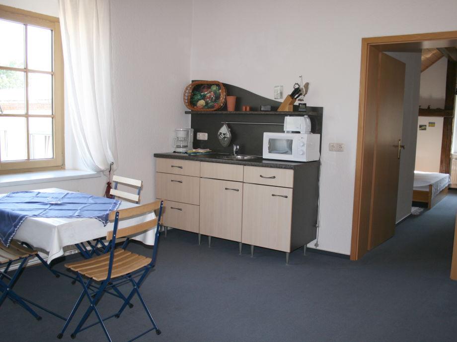 Wohn-Essbereich Appartement 16