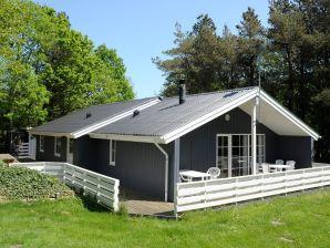 Ferienhaus Oksböl, Haus-Nr: 18518