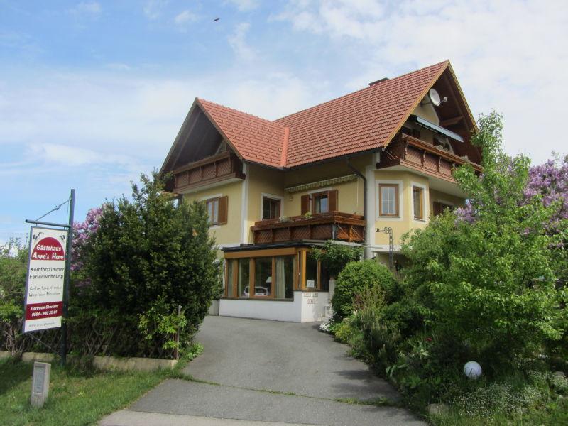 Ferienwohnung 1 im romantischen Gästehaus Annas-Home