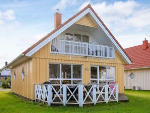 Ferienhaus MERKUR 70+48 SW-LOGGIA 1.R.