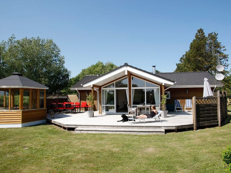 Ferienhaus Sæby, Haus-Nr: 35500
