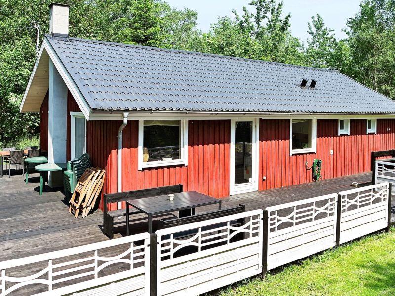 Ferienhaus Hadsund, Haus-Nr: 35462