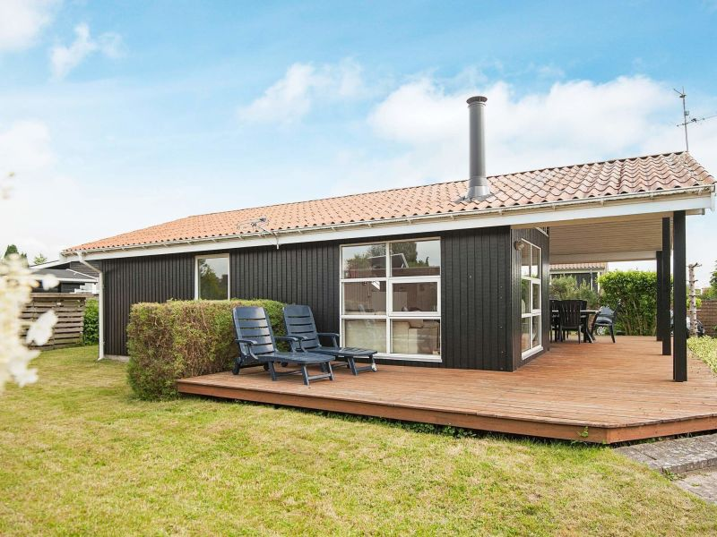 Ferienhaus Rønde, Haus-Nr: 39160