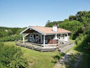 Ferienhaus Knebel, Haus-Nr: 25500