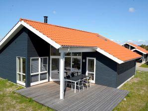 Ferienhaus Ulfborg, Haus-Nr: 37253