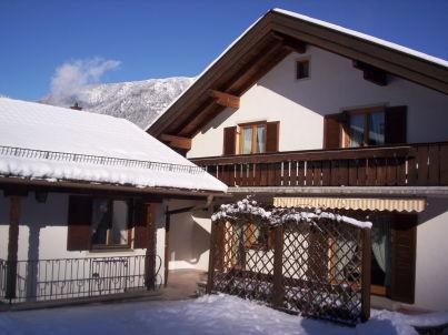 """""""Alpspitzblick"""" Haus Reindl"""