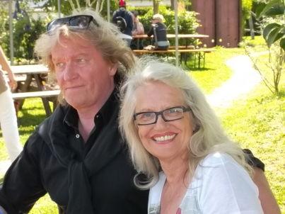 Ihr Gastgeber Doris und Erich Barz