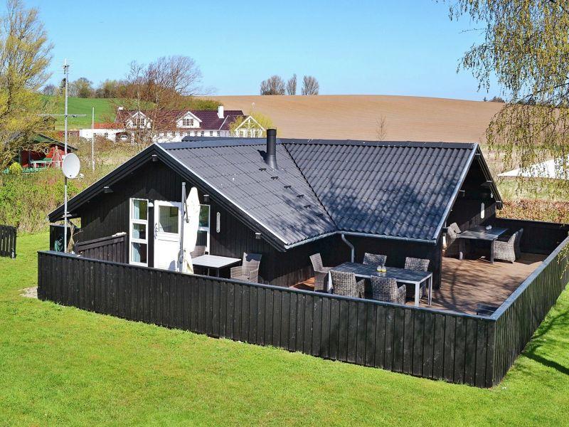 Ferienhaus Haarby, Haus-Nr: 50236