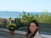 Ferienwohnung Grabsch mit See- und Alpenblick