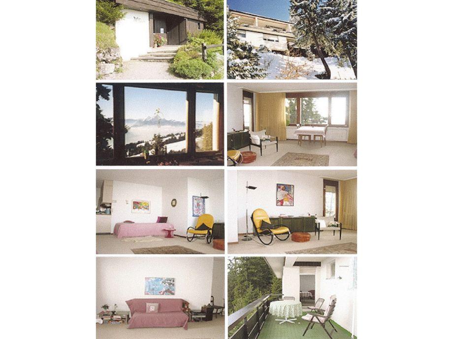 ferienwohnung haus allegra rigi kaltbad rigi k nigin. Black Bedroom Furniture Sets. Home Design Ideas