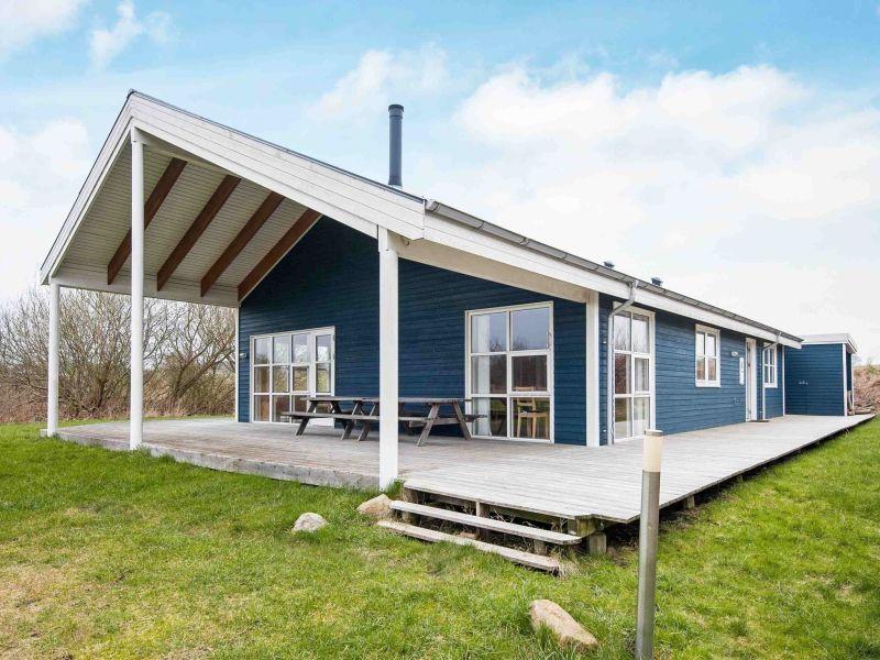 Ferienhaus Knebel, Haus-Nr: 35570