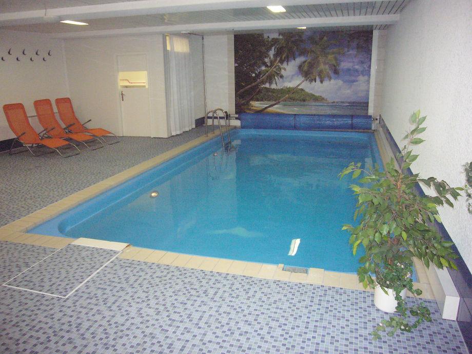Ferienwohnung apart studio haarhoff warstein m hnesee for Schwimmbad gegenstromanlage