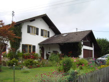 """Holiday apartment """"Wohlmuth"""" am Kochelsee"""