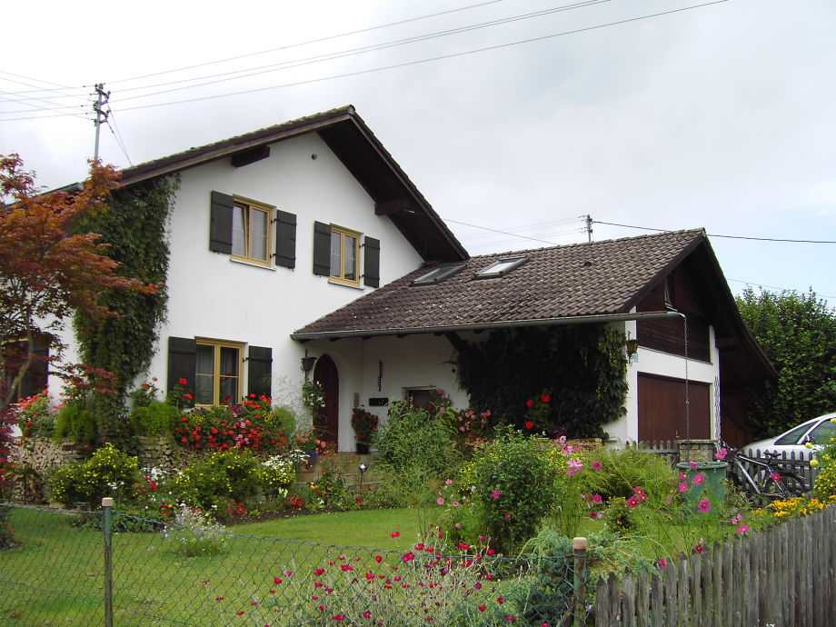 "Vacation apartment ""Haus Wohlmuth"""