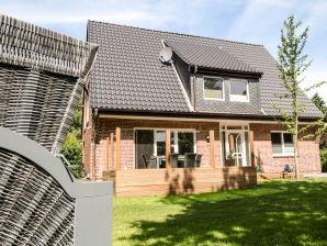 Exklusives Ferienhaus -Gezeiten-