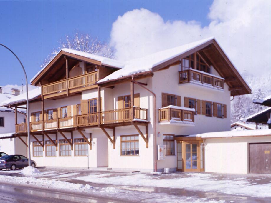 """Außenaufnahme """"Garmisch-Part."""""""