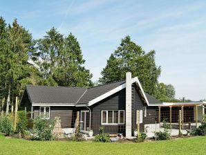 Ferienhaus Rønde, Haus-Nr: 55967