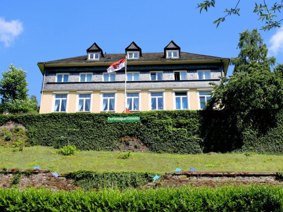 Außenaufnahme Alte Weinbauschule Cochem - Einraum-Studio