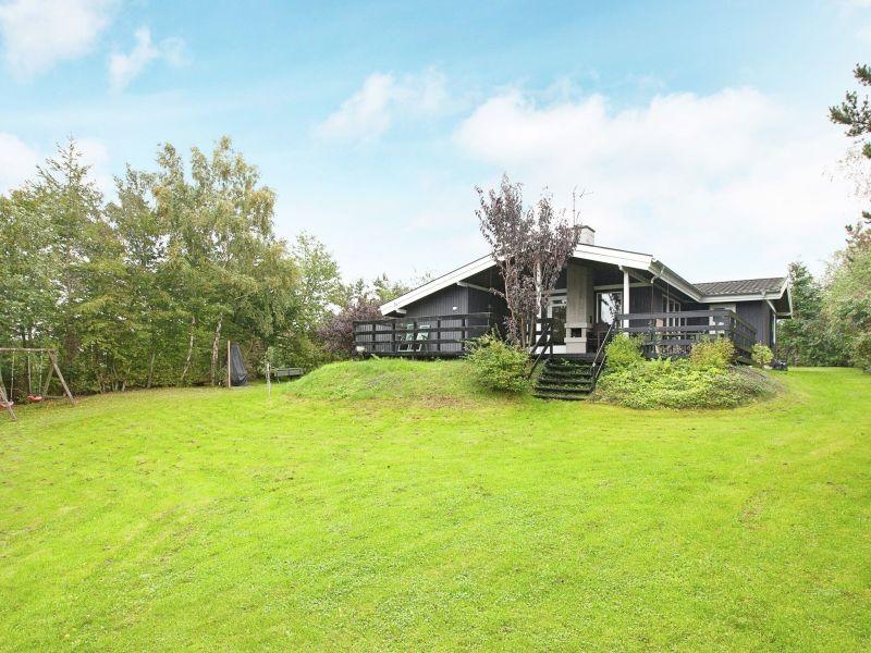 Ferienhaus Glesborg, Haus-Nr: 58189