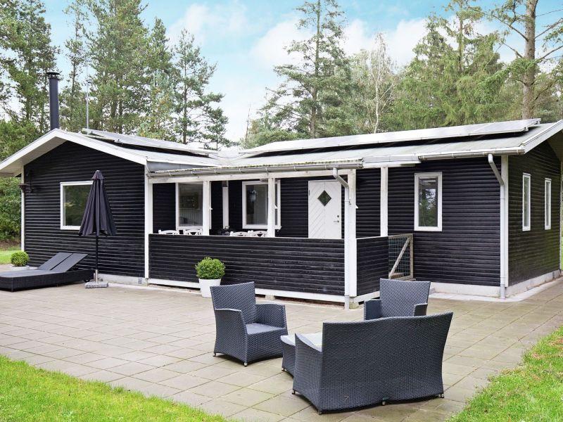 Ferienhaus Kolind, Haus-Nr: 57327