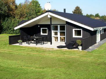 Ferienhaus Oksbøl, Haus-Nr: 40606