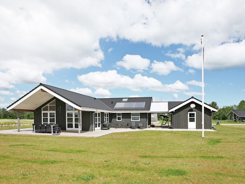 Ferienhaus Hadsund, Haus-Nr: 52466