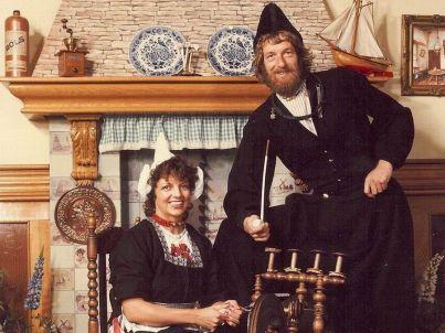 Ihr Gastgeber Frans und Brigitte Popma