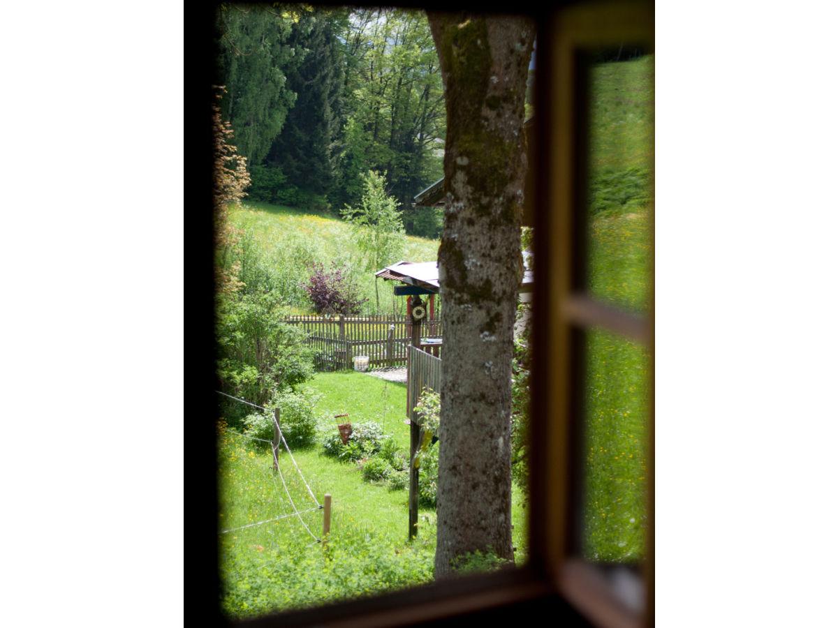 Ferienhaus uriges bauernhaus wanninger viechtach frau maria wanninger - Blick aus dem fenster poster ...