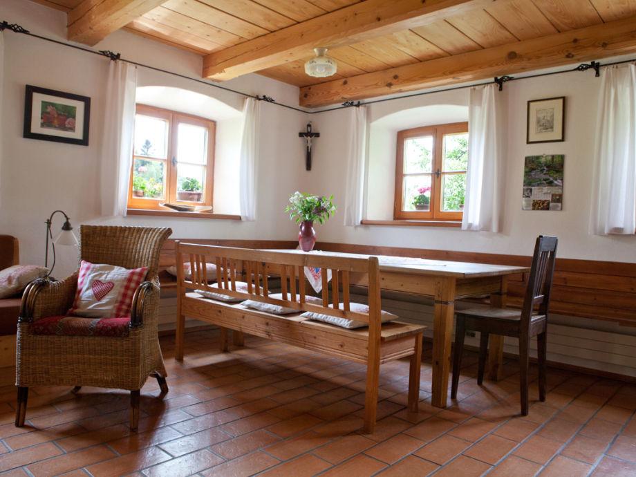 """Ferienhaus """"Uriges Bauernhaus Wanninger"""", Bayerischer Wald ..."""