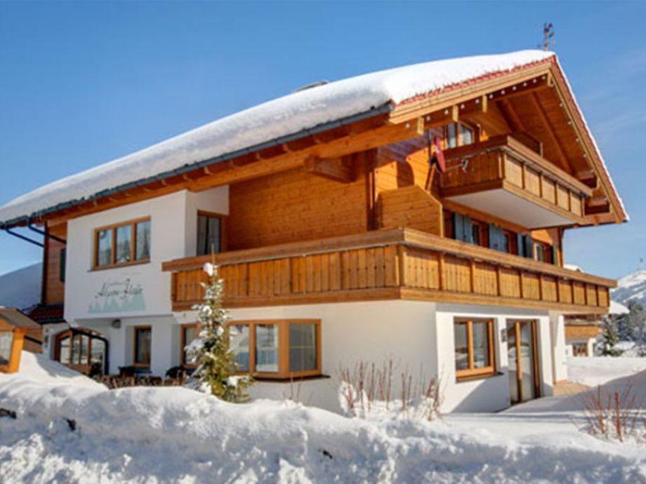 Hausbild-Winter
