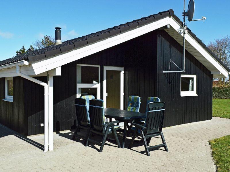 Ferienhaus Oksbøl, Haus-Nr: 74883