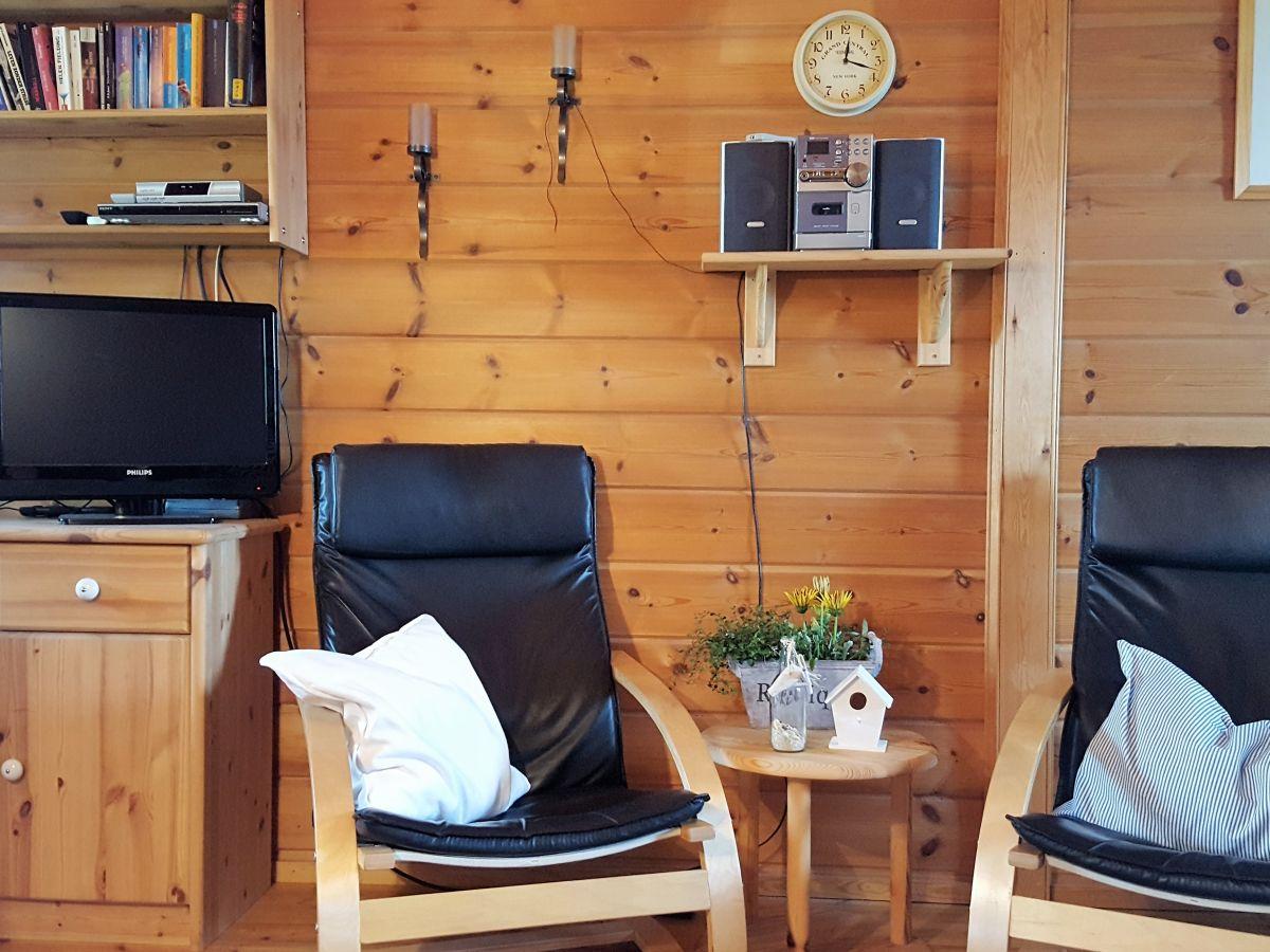 ferienhaus finnisches blockhaus mit sauna und kamin kappeln stadt familie petra u j rg. Black Bedroom Furniture Sets. Home Design Ideas