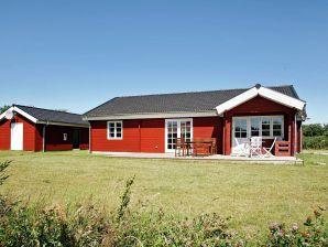 Ferienhaus Vinderup, Haus-Nr: 40703