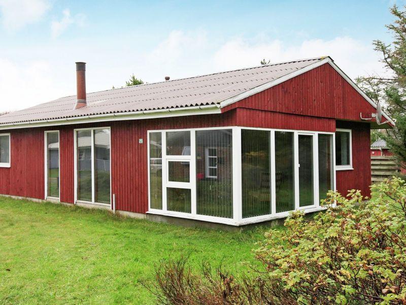 Ferienhaus Oksbøl, Haus-Nr: 96041