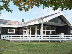 Ferienhaus Glesborg, Haus-Nr: 76421