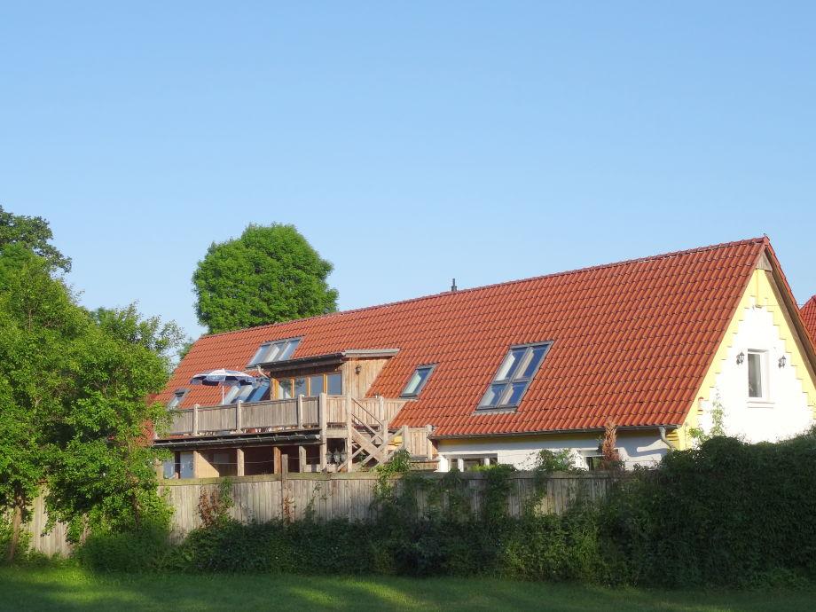 House Sorgenfrei to the Mecklenburg Lake District