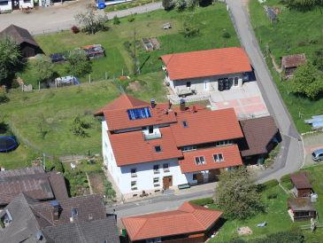 Ferienwohnung Garten und Hundezwinger in Hasel nähe Basel