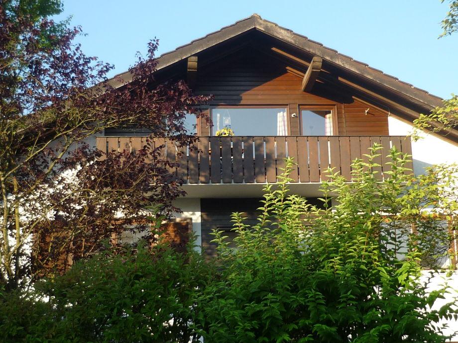 Ferienwohnung Wilhelm im Dachgeschoss