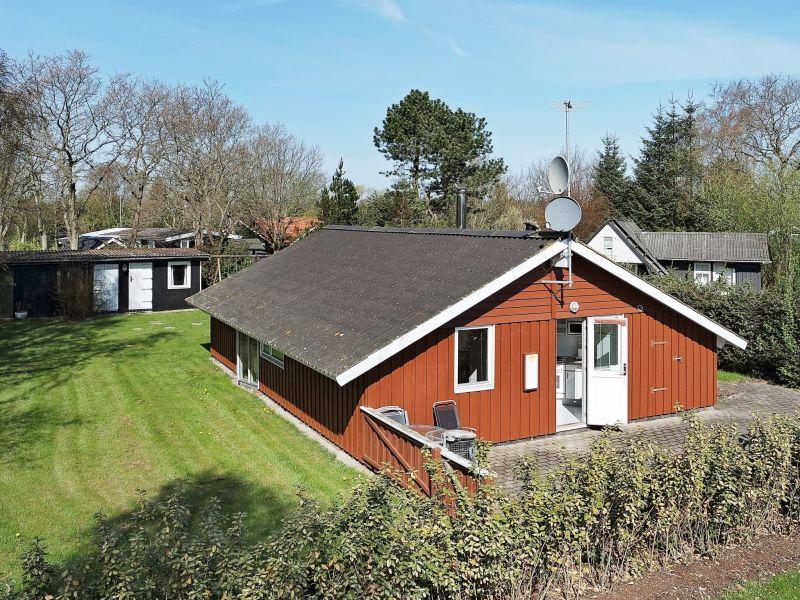 Ferienhaus Hadsund, Haus-Nr: 56531
