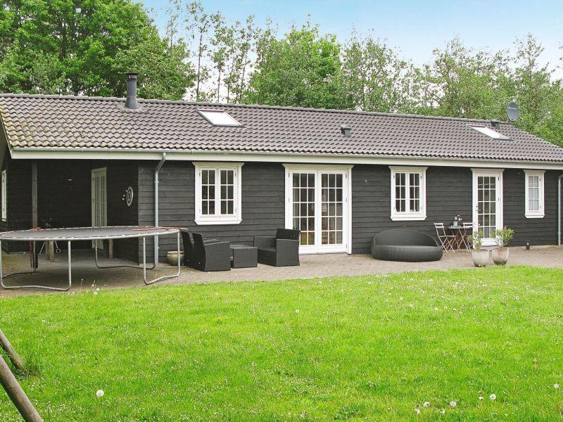 Ferienhaus Vinderup, Haus-Nr: 68054