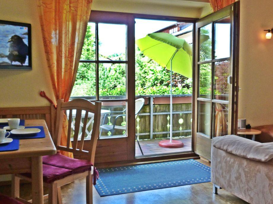 Ferienwohnung (M) mit Balkon oder Terasse